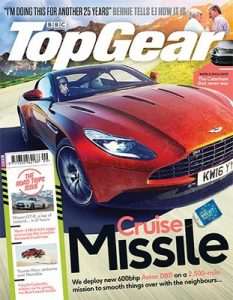 BBC Top Gear UK – September, 2016 [PDF]