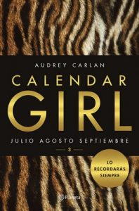 Calendar Girl 3 – Audrey Carlan [ePub & Kindle]