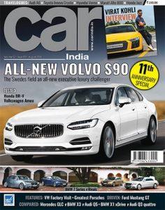 Car India – August, 2016 [PDF]