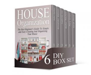 DIY Box Set: The Best Beginner's Guide on How to Make Awesome DIY Projects of All time (DIY Projects, do it yourself, home improvement) – John Getter, Alexander Watson, Isabella Lee, Walter Mitchell, Mary Green, Sarah Devis [ePub & Kindle] [English]