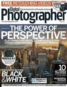 Digital Photographer UK – Issue 179, 2016 [PDF]
