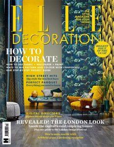 Elle Decoration UK – October, 2016 [PDF]