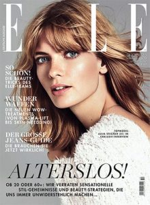 Elle Germany – Oktober, 2016 [PDF]