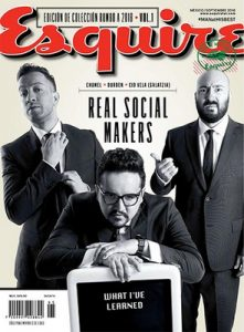 Esquire México – Septiembre, 2016 [PDF]