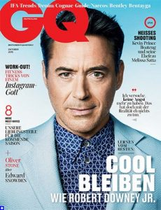 GQ Germany – Oktober, 2016 [PDF]