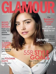 Glamour UK – October, 2016 [PDF]