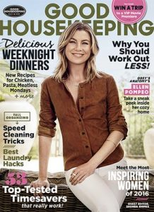 Good Housekeeping USA – September, 2016 [PDF]