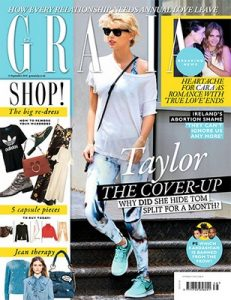 Grazia UK – 19 September, 2016 [PDF]