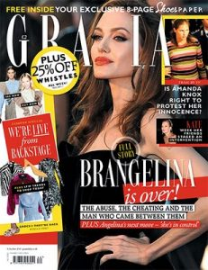 Grazia UK – 3 October, 2016 [PDF]