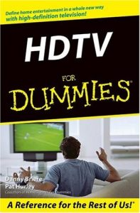 HDTV for Dummies – Danny Briere, Pat Hurley [PDF] [English]