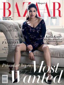 Harper's Bazaar India – September, 2016 [PDF]