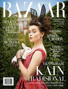 Harper's Bazaar Indonesia – Agustus, 2016 [PDF]