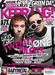 Kerrang! UK – 1 October, 2016 [PDF]