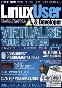 Linux User & Developer UK – Issue 170, 2016 [PDF]