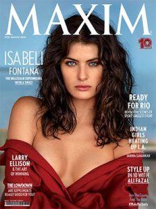 Maxim India – August, 2016 [PDF]