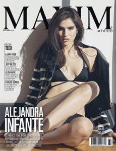 Maxim México – Septiembre, 2016 [PDF]
