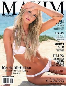 Maxim South Africa – September, 2016 [PDF]