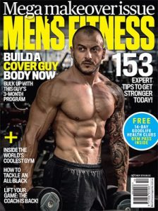 Men's Fitness Australia – October, 2016 [PDF]