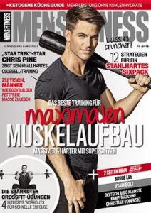 Men's Fitness Germany – Oktober, 2016 [PDF]