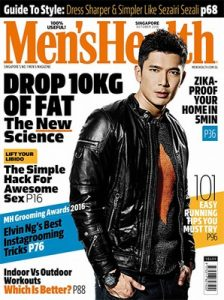 Men's Health Singapore – October, 2016 [PDF]