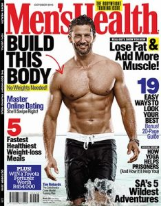 Men's Health South Africa – October, 2016 [PDF]