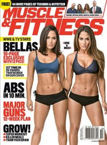 Muscle & Fitness USA – October, 2016 [PDF]
