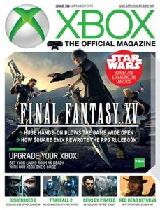 Official Xbox Magazine USA – November, 2016 [PDF]