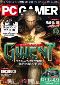 PC Gamer UK – November, 2016 [PDF]