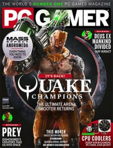 PC Gamer USA – November, 2016 [PDF]