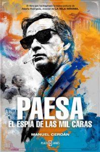 Paesa: El espía de las mil caras – Manuel Cerdán [ePub & Kindle]