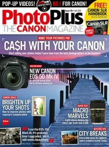 PhotoPlus The Canon Magazine UK – October, 2016 [PDF]