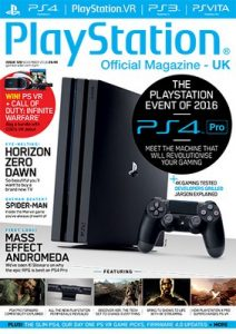 PlayStation Official Magazine UK – November, 2016 [PDF]