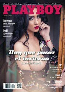 Playboy Argentina – Agosto, 2016 [PDF]