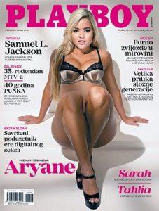 Playboy Croatia – Rujan, 2016 [PDF]
