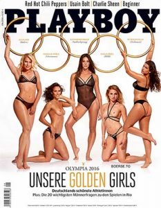 Playboy Germany – September, 2016 [PDF]