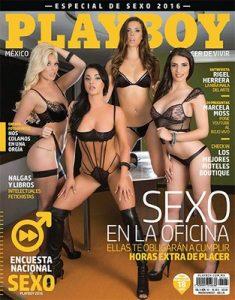 Playboy México – Septiembre, 2016 [PDF]