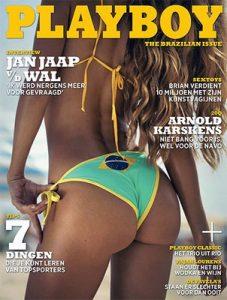 Playboy Nederlands – Augustus, 2016 [PDF]