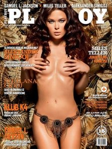 Playboy Slovenija – Oktober, 2016 [PDF]