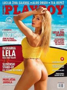 Playboy Slovenija – September, 2016 [PDF]
