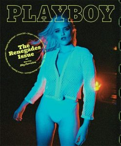 Playboy USA – October, 2016 [PDF]
