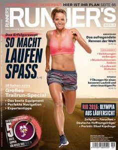 Runner's World Germany – September, 2016 [PDF]