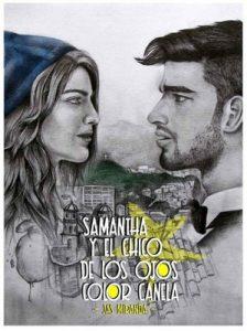 Samantha y el chico de los ojos color canela – Jas Miranda [ePub & Kindle]