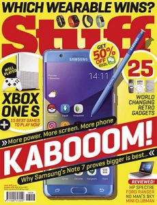 Stuff South Africa – October, 2016 [PDF]