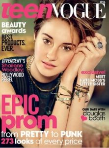 Teen Vogue – April, 2014 [PDF]