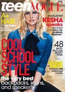 Teen Vogue – August, 2014 [PDF]
