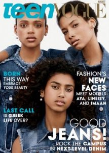 Teen Vogue – August, 2015 [PDF]