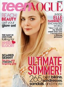 Teen Vogue – June July, 2014 [PDF]
