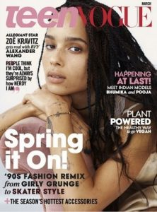 Teen Vogue – March, 2016 [PDF]