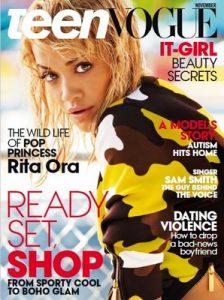 Teen Vogue – November, 2014 [PDF]
