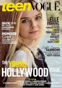 Teen Vogue – October, 2015 [PDF]